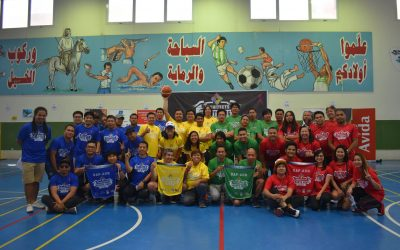 UAP-Abu Dhabi conducts 1-day sportsfest for a cause