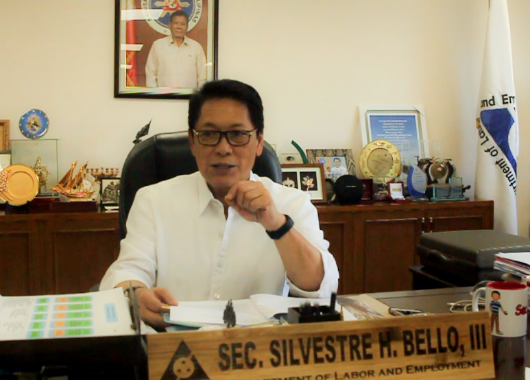 Bello denies misusing DOLE funds for OFWs, beneficiaries