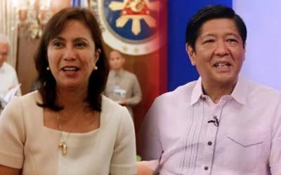 """'Sinong magnanakaw?' Robredo, Marcos trade barbs on accusations of """"robbing"""""""