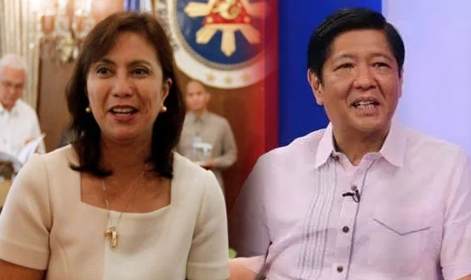 "'Sinong magnanakaw?' Robredo, Marcos trade barbs on accusations of ""robbing"""