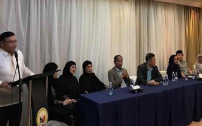 PH Embassy in Riyadh hosts Hajj night for Filipinos