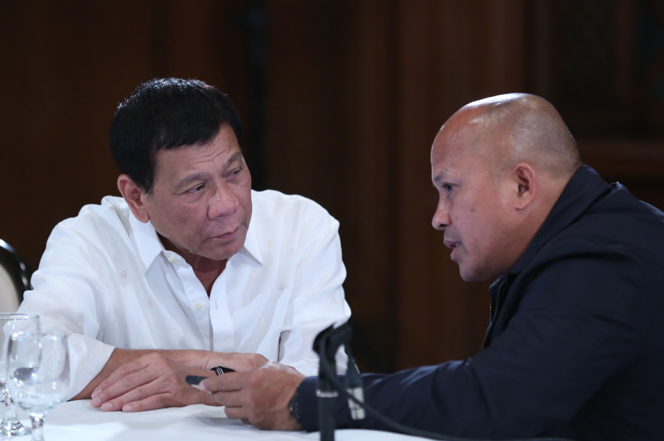 Bato dela Rosa is running for Senate in 2019