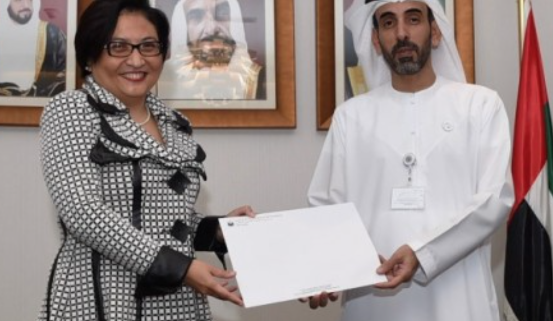 'I have a very good starting point,' says new head of PH mission to UAE