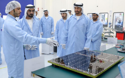 Emirati satellite to be launched into space next month