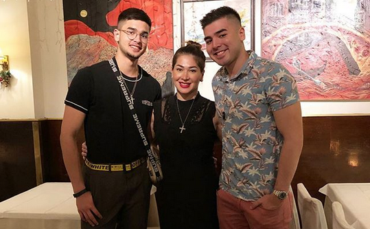Jackie Forster responds to bashers accusing her of using sons for fame, money