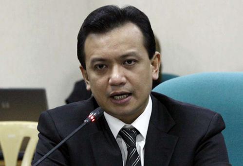 DOJ asks Makati court to issue travel ban, arrest warrant vs Trillanes