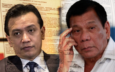 Trillanes' amnesty voided: Everything you need to know