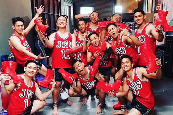 "WATCH: Filipino dance group dominates ""America's Got Talent"" stage"