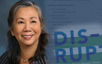 Breaking barriers: Filipina educator empowers women to find courage and succeed