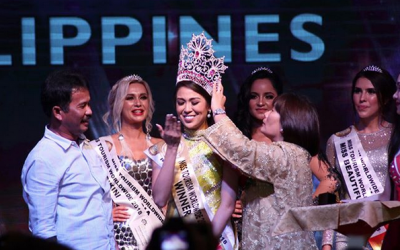 Filipina beauty queen bags another int'l pageant title for PH