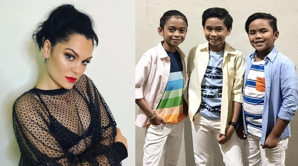 WATCH: TNT Boys earn praise from int'l singer Jessie J
