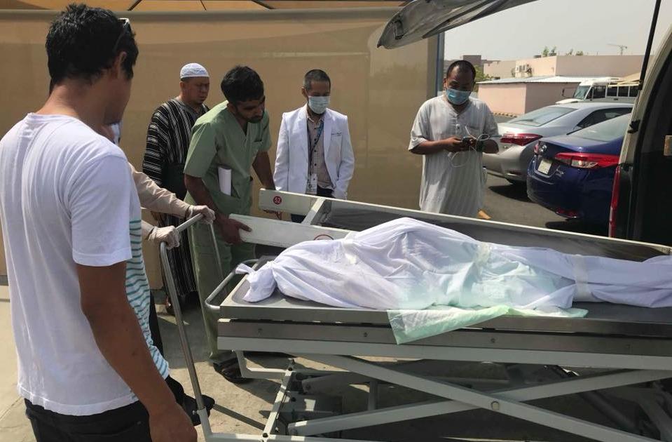 6 Filipino pilgrims die in Hajj