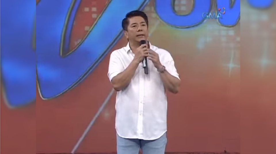 Willie Revillame fumes at scammers using his show to gain money