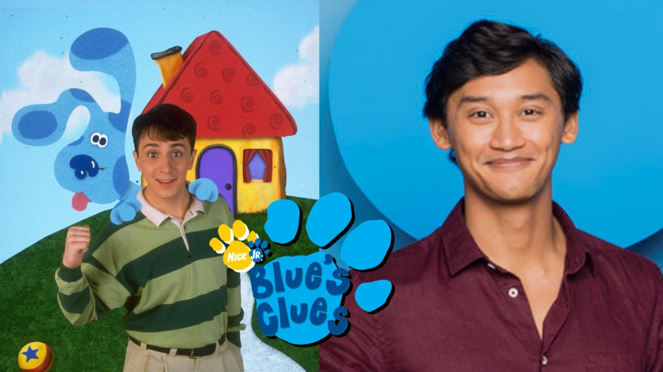 """Fil-Am theater actor to host """"Blue's Clues"""" reboot"""
