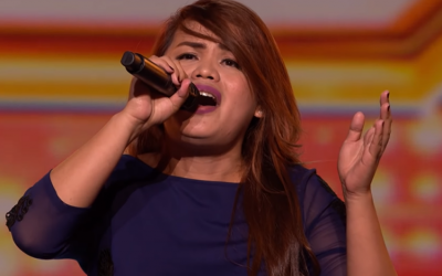 "WATCH: Another Filipino wows judges of ""X Factor UK"" with doble-kara performance"