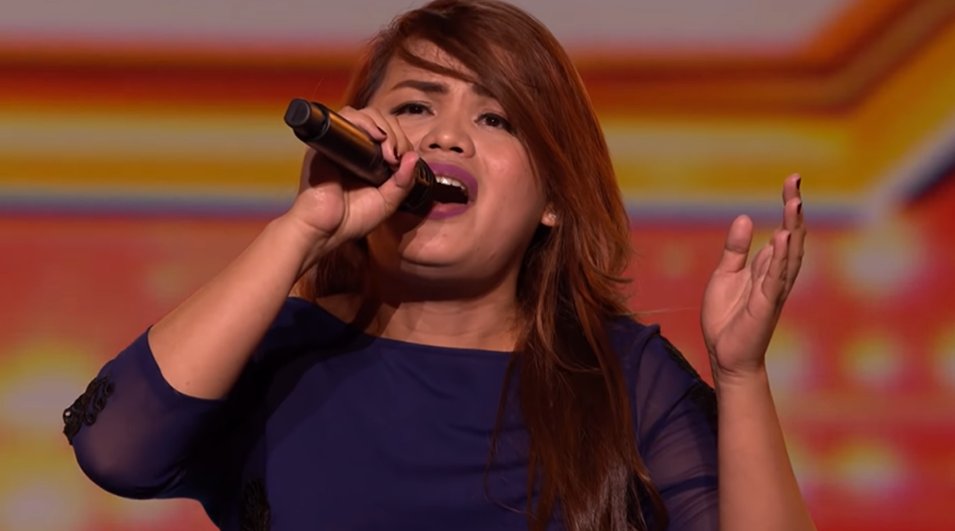 WATCH: Another Filipino wows judges of