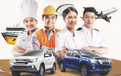 Isuzu PH offers up to Php30,000 discount to OFWs