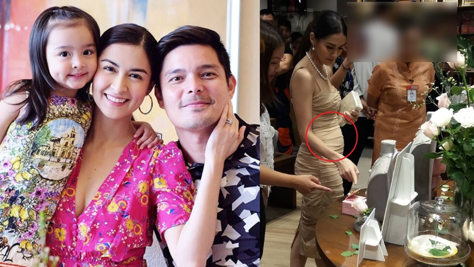 Is Marian Rivera pregnant with 2nd child?