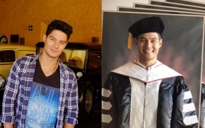 Daniel Matsunaga speaks up about his invalidated honorary doctorate degree