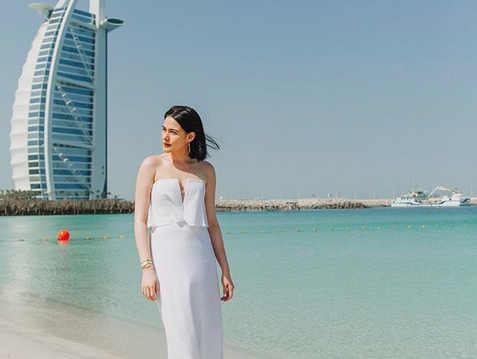LOOK: Bea Alonzo shares photos of her trip to UAE
