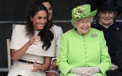Meghan Markle can never eat her favorite Filipino food in front of Queen Elizabeth II, here's why