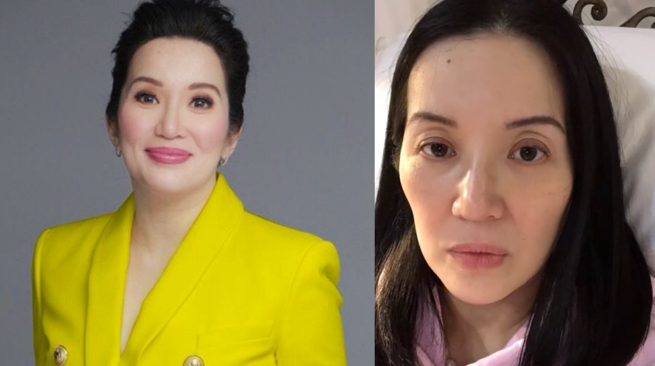 Kris Aquino says current legal battle is affecting her health