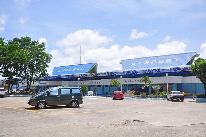 Bong Go vows to rehabilitate Surigao airport