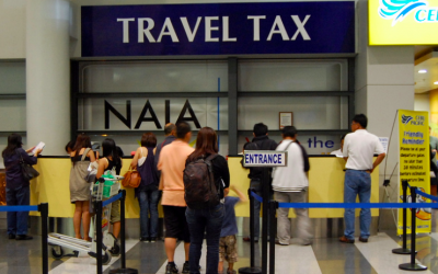 HOW-TO: Pay your travel tax online