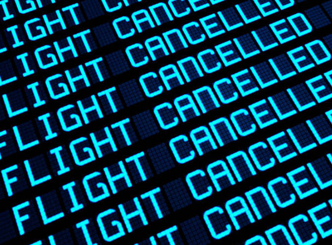 Flight bulletin: Cancelled flights due to Typhoon Ompong as of September 13, 2018