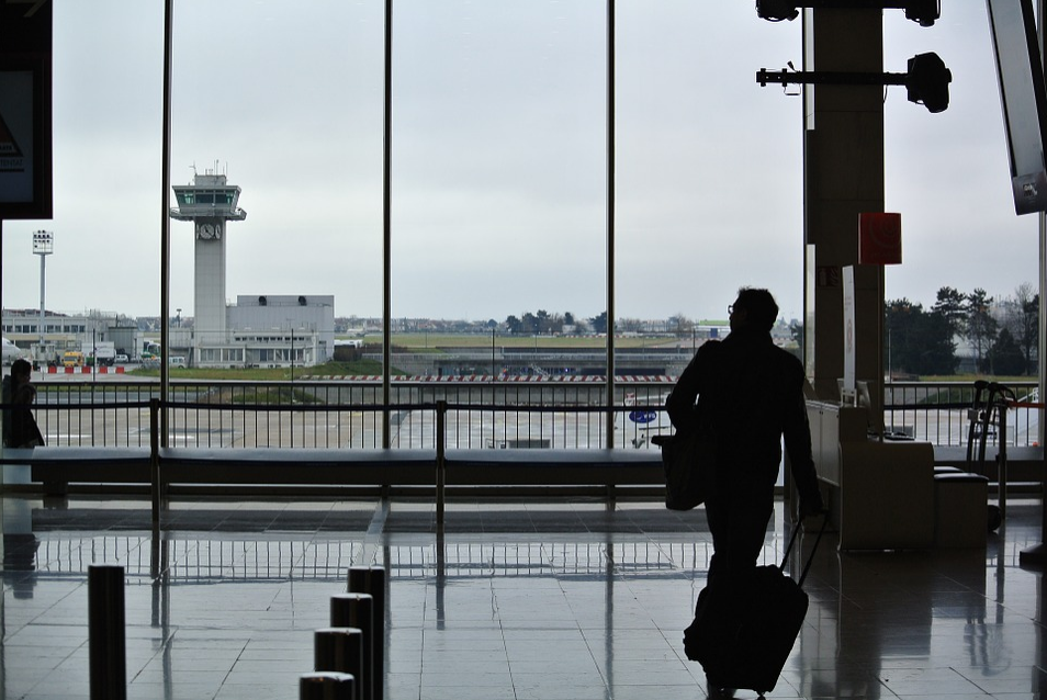 Asian employee arrested for stealing at airport - The