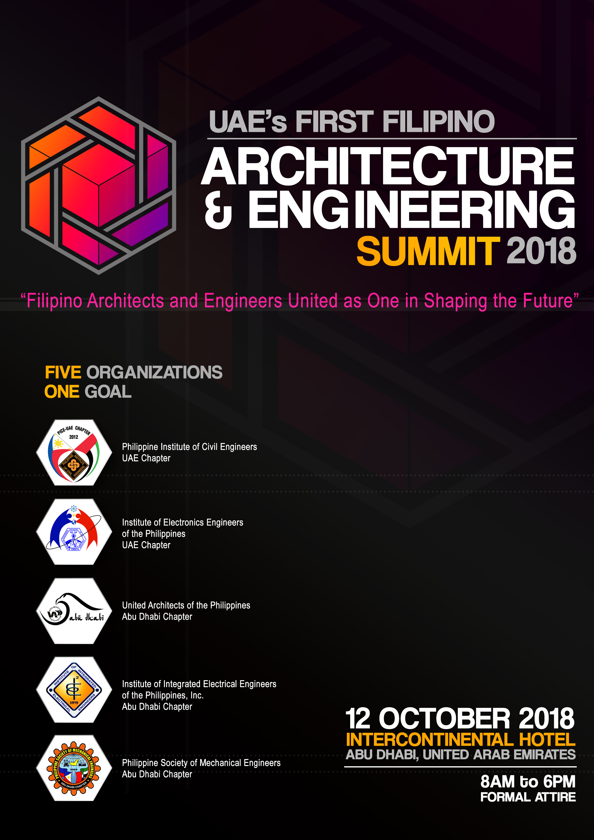 Abu Dhabi to host UAE's biggest summit for Filipino Engineers and