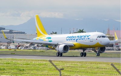 Cebu Pacific aids Ompong victims