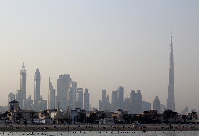 UAE residents wake up to thick fog