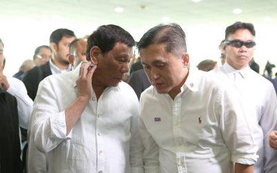 Duterte claims Trillanes, LP, communists hatch plans to oust him
