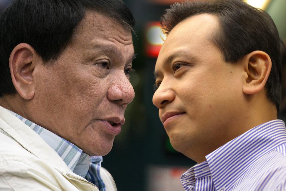 Duterte revokes Trillanes' amnesty, orders his immediate arrest
