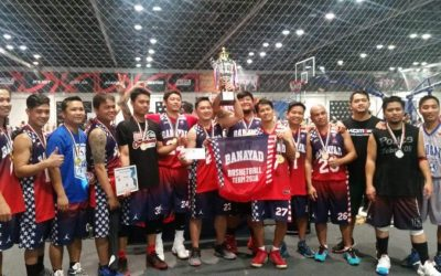 Banayad Boys clinch UOFWBL title