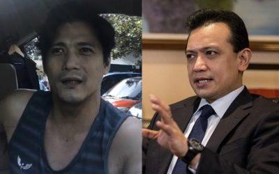 """Robin Padilla taunts Trillanes: 'Wag kang magtago sa saya ng Senado"""""""