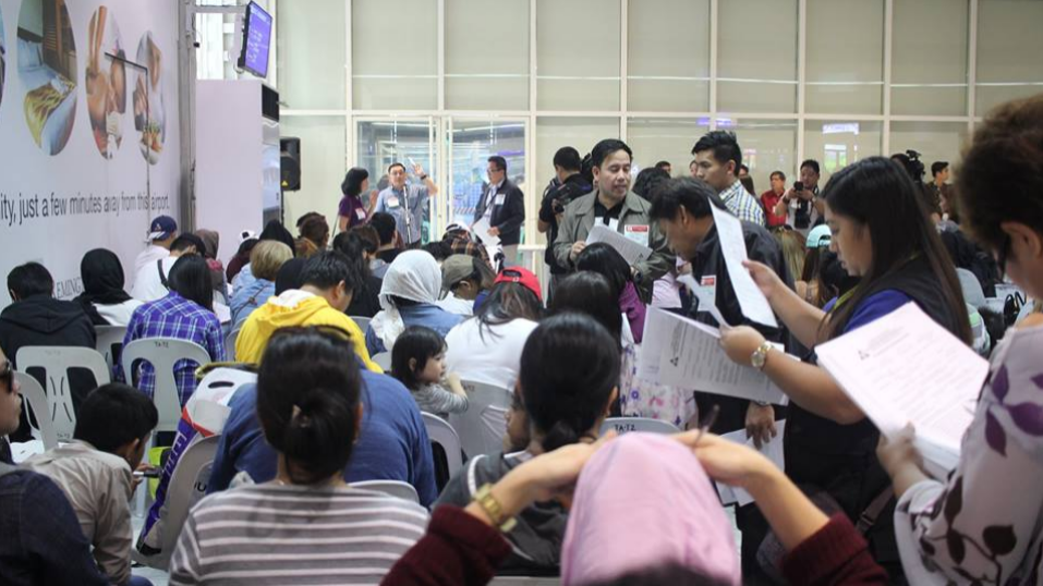 156 underage OFWs rescued from June to Oct, POEA says