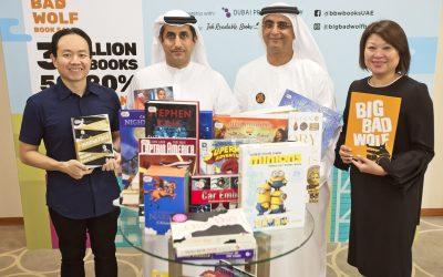 World's biggest book sale comes to Dubai
