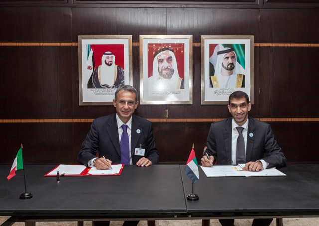 UAE and Italy sign MoU on environmental sustainability