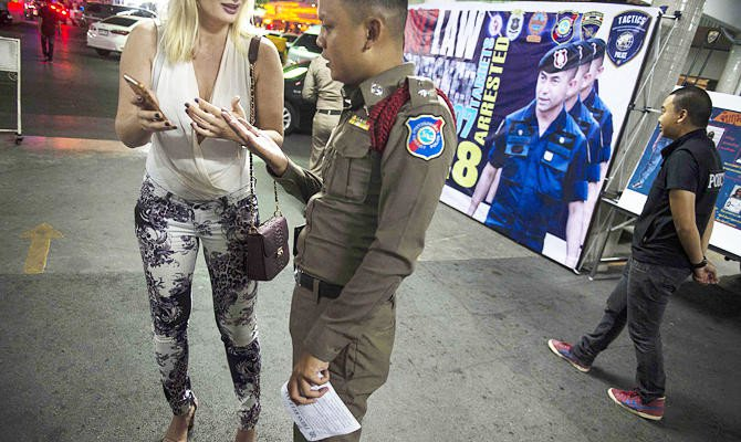 Thailand immigrant crackdown targets dark-skinned people