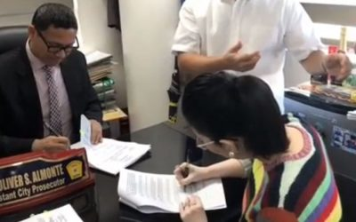 Kris Aquino files theft complaints in 7 cities