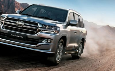 Toyota's 2019 Land Cruiser Grand Touring Edition has arrived