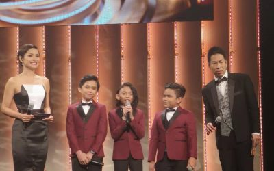 TNT Boys helps raise $8.3 million during Singapore President's charity event