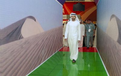 New smart tunnel installed at Dubai Airport for its pilot phase