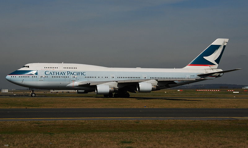 9.4 million passengers passport, credit card details stolen in Cathay Pacific hack