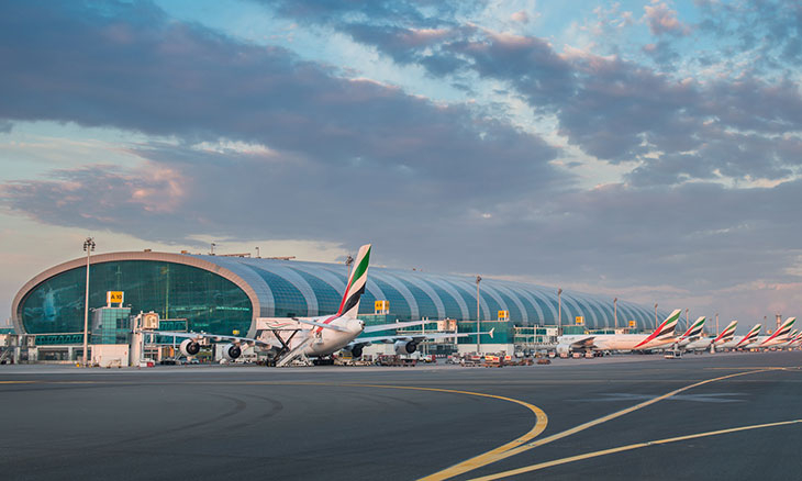 Dubai welcomed over 67 million flyers in 9 months