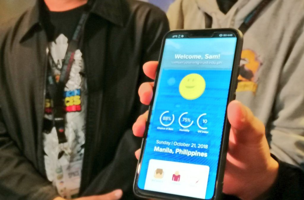 Proudly Pinoy made apps to contend in NASA competition
