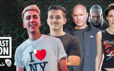 Voice Actors, Youtube Superstars and massive tournaments you shouldn't miss at Middle East Games Con 2018