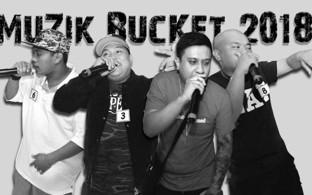 Muzik Bucket's Rap Battle Grand Finalists vie for a chance to collab with Ex Battalion